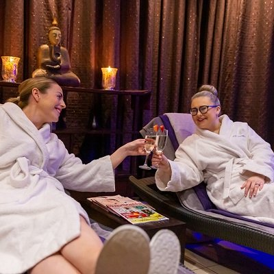 Private Spa Experience at City Retreat in Newcastle