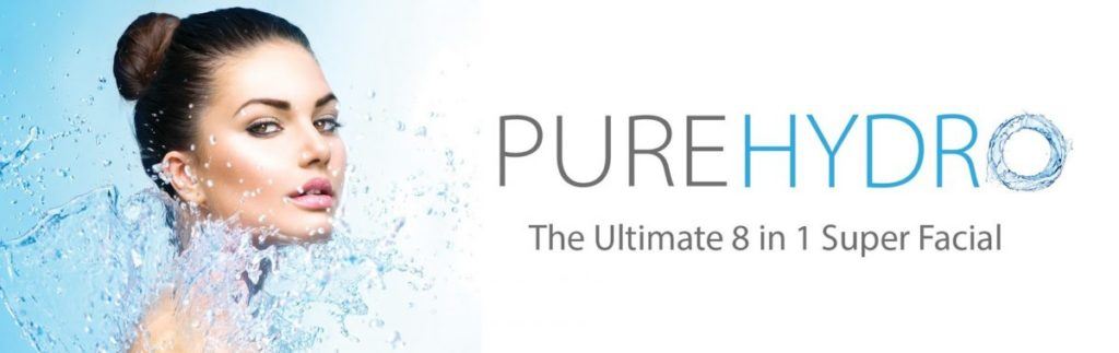 Pure Hydro Facials at City Retreat Beauty Salons in NEWCASTLE