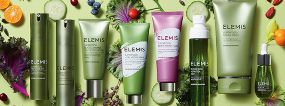 elemis prebiotic skincare at city retreat beauty salons in newcastle gosforth and jesmond