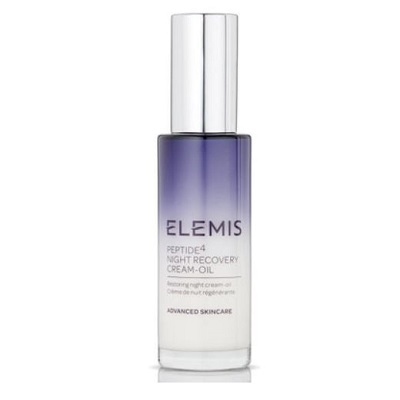 ELEMIS PEPTIDE 4 NIGHT RECOVERY CREAM OIL