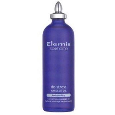 ELEMIS DE STRESS MASSAGE OIL