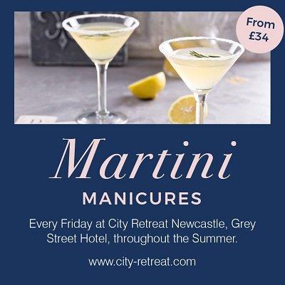 Martini Manicures