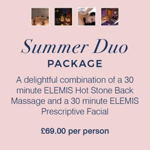 SUMMER DUO PACKAGE AT TOP BEAUTY SALONS IN NEWCASTLE