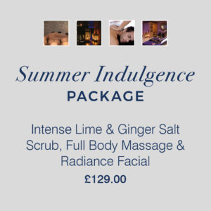 SUMMER INDULGENCE PACKAGE AT CITY RETREAT SALONS SPAS IN NEWCASTLE