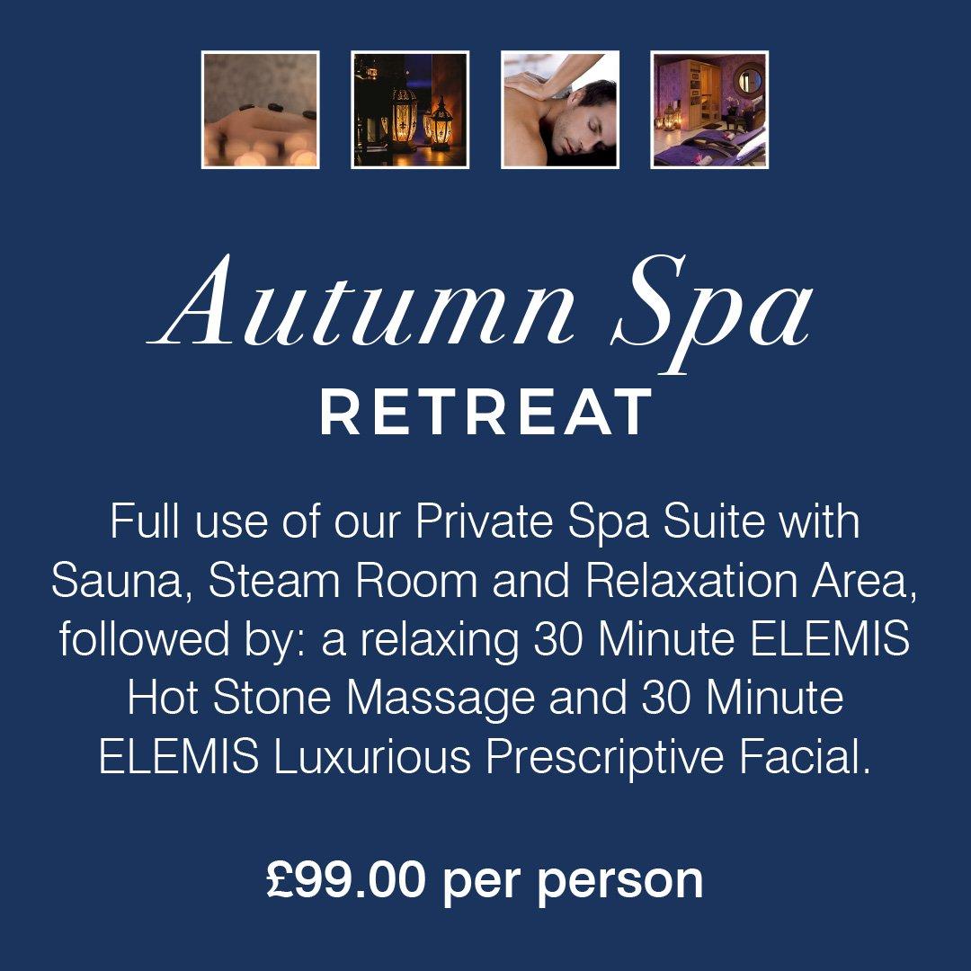 Autumn Spa Retreat