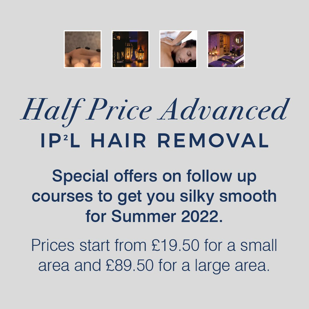Half Price Advanced IP2L Hair Removal