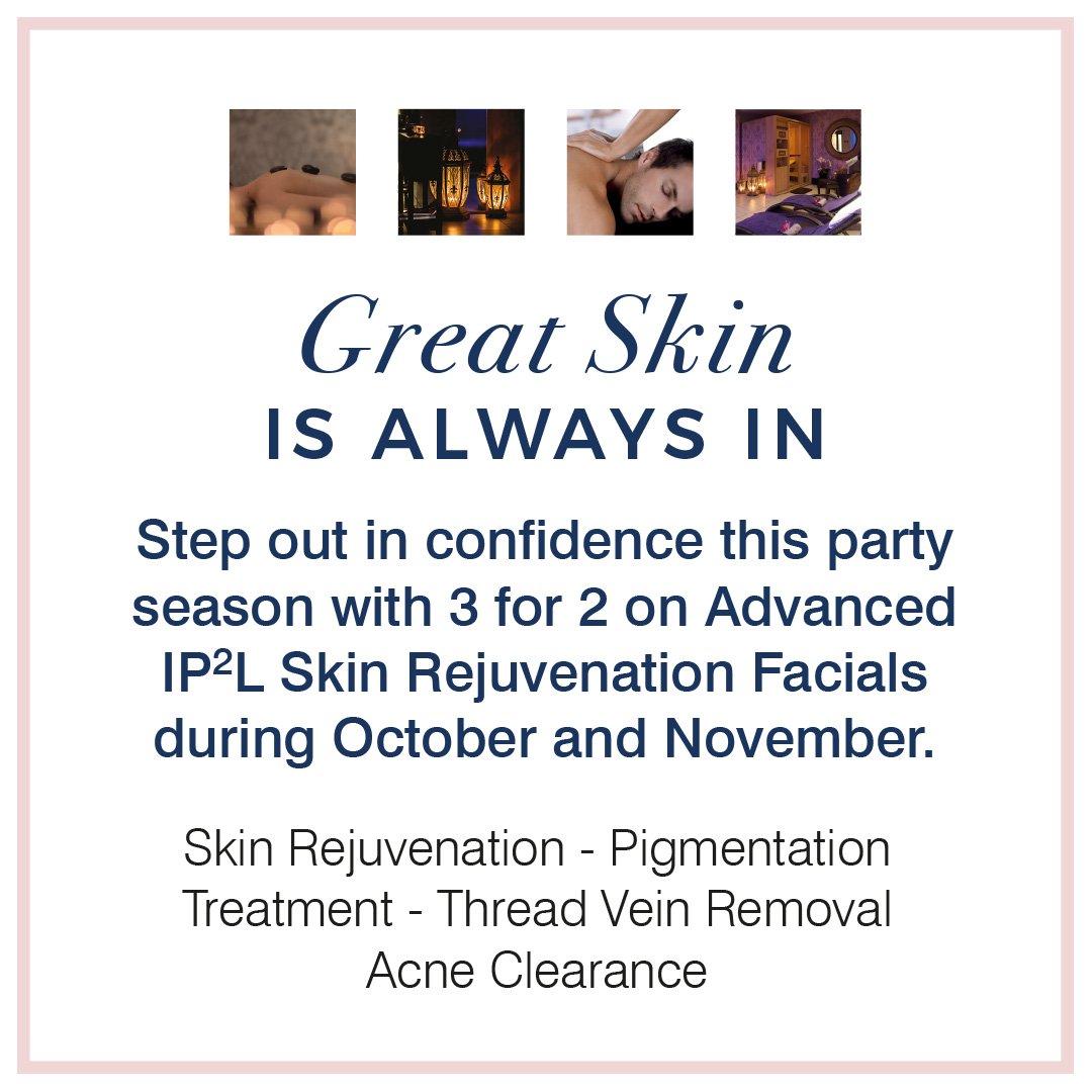 Great Skin Is Always In