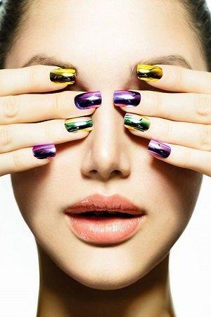 Nail Art at City Retreat Beauty Salons in Newcastle
