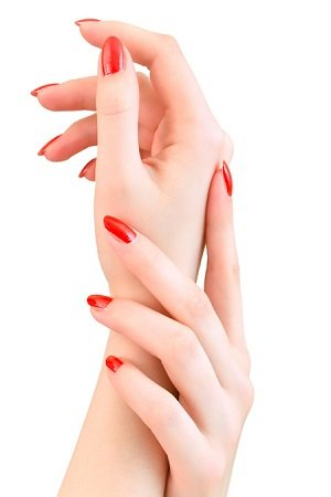 Gel Nails at Top Beauty Salons in Newcastle, Jesmond, Gosforth